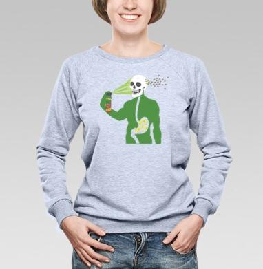 Anatomy - Купить детские свитшоты с насекомыми в Москве, цена детских свитшотов с насекомыми  с прикольными принтами - магазин дизайнерской одежды MaryJane