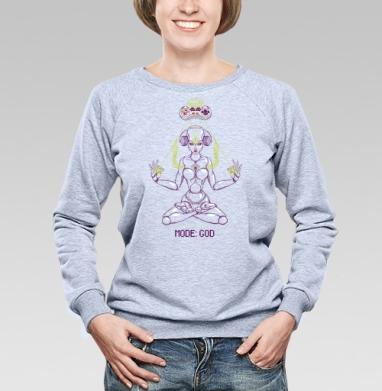 Cyborg - Купить детские свитшоты с роботами в Москве, цена детских свитшотов с роботами с прикольными принтами - магазин дизайнерской одежды MaryJane
