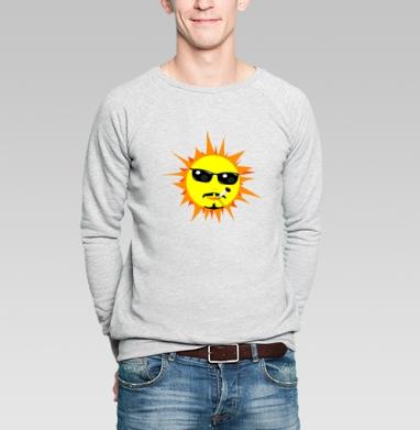Это лето будет жарким - Купить мужские свитшоты свобода в Москве, цена мужских свитшотов свобода  с прикольными принтами - магазин дизайнерской одежды MaryJane