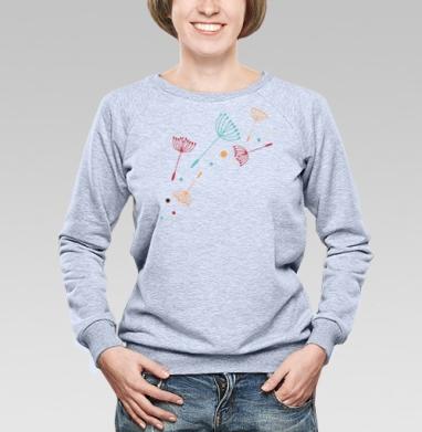 Легко - Купить детские свитшоты абстрактные в Москве, цена детских свитшотов абстрактных  с прикольными принтами - магазин дизайнерской одежды MaryJane