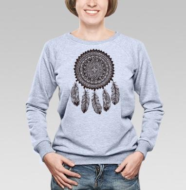 Ловец снов 2 - Купить детские свитшоты с индейцами в Москве, цена детских свитшотов с индейцами  с прикольными принтами - магазин дизайнерской одежды MaryJane