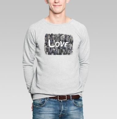 Моя любовь - Купить мужские свитшоты со сказками в Москве, цена мужских свитшотов со сказками  с прикольными принтами - магазин дизайнерской одежды MaryJane