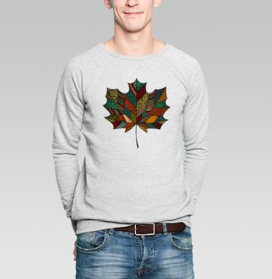 Пэчворк - Купить мужские свитшоты этно в Москве, цена мужских  этно  с прикольными принтами - магазин дизайнерской одежды MaryJane