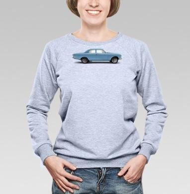 Ретро машина, волга 24 автомобиль с характером - Купить женские свитшоты с автомобилями в Москве, цена женских свитшотов с автомобилями  с прикольными принтами - магазин дизайнерской одежды MaryJane