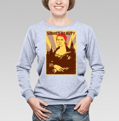 SOVIET BEAUTY - Купить детские свитшоты СССР в Москве, цена детских свитшотов СССР  с прикольными принтами - магазин дизайнерской одежды MaryJane