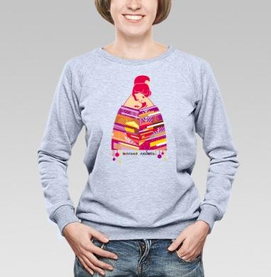 Только любовь - Купить детские свитшоты нежность в Москве, цена детских свитшотов нежность  с прикольными принтами - магазин дизайнерской одежды MaryJane