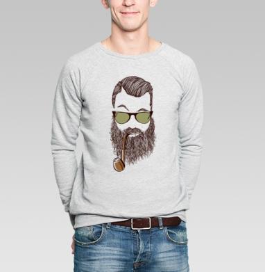 Верьте мне, у меня есть борода  - Купить мужские свитшоты с людьми в Москве, цена мужских свитшотов с людьми  с прикольными принтами - магазин дизайнерской одежды MaryJane