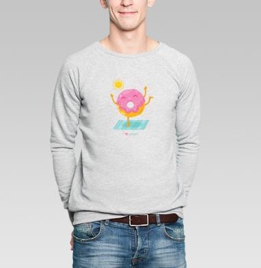 Йогопончик - Купить мужские свитшоты спортивные в Москве, цена мужских  спортивных  с прикольными принтами - магазин дизайнерской одежды MaryJane