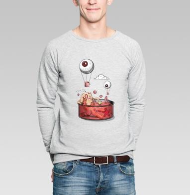 Бульен - Купить мужские свитшоты со смайлами в Москве, цена мужских  со смайлами с прикольными принтами - магазин дизайнерской одежды MaryJane