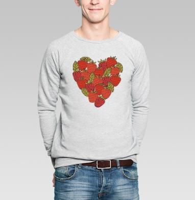Дары лета - Купить мужские свитшоты с символами в Москве, цена мужских свитшотов с символом с прикольными принтами - магазин дизайнерской одежды MaryJane