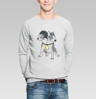 Eins, Zwei, Polizei - футболки fbi  - Парные свитшоты