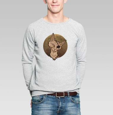 Кот пират - Купить мужские свитшоты морские  в Москве, цена мужских свитшотов морских   с прикольными принтами - магазин дизайнерской одежды MaryJane
