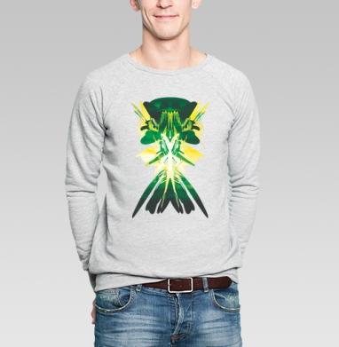 Oct - Купить мужские свитшоты абстрактные в Москве, цена мужских  абстрактных  с прикольными принтами - магазин дизайнерской одежды MaryJane