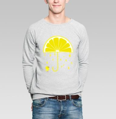 Rain again - Купить мужские свитшоты с фруктами в Москве, цена мужских свитшотов с фруктами  с прикольными принтами - магазин дизайнерской одежды MaryJane