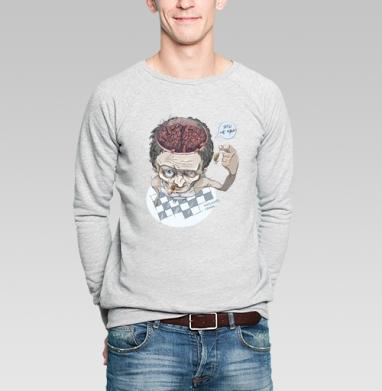 Тараканы - Купить мужские свитшоты с дымом в Москве, цена мужских свитшотов с дымом  с прикольными принтами - магазин дизайнерской одежды MaryJane