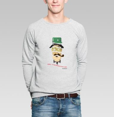 ТИРАН - Купить мужские свитшоты свобода в Москве, цена мужских  свобода  с прикольными принтами - магазин дизайнерской одежды MaryJane