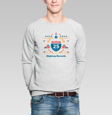 Vinyls Delivery - Купить мужские свитшоты с дымом в Москве, цена мужских свитшотов с дымом  с прикольными принтами - магазин дизайнерской одежды MaryJane