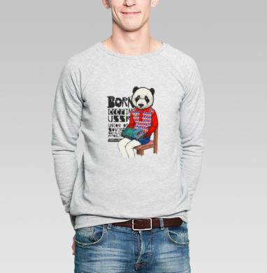 Значок старшего брата - Купить мужские свитшоты с автомобилями в Москве, цена мужских свитшотов с автомобилями  с прикольными принтами - магазин дизайнерской одежды MaryJane
