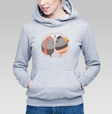 Мишки в любви - Купить детские толстовки с медведем в Москве, цена детских толстовок с медведем  с прикольными принтами - магазин дизайнерской одежды MaryJane