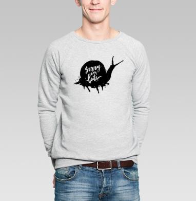 Сорри - Купить мужские свитшоты с приколами в Москве, цена мужских  с приколами  с прикольными принтами - магазин дизайнерской одежды MaryJane