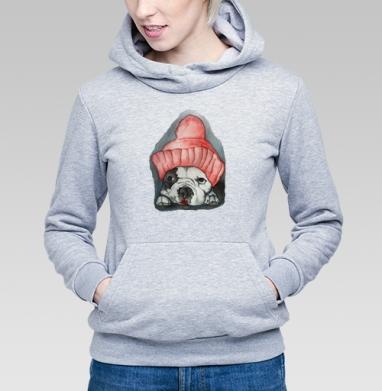 Милая мордашка - острые зубки. - Купить детские толстовки с собаками в Москве, цена детских толстовок с собаками  с прикольными принтами - магазин дизайнерской одежды MaryJane