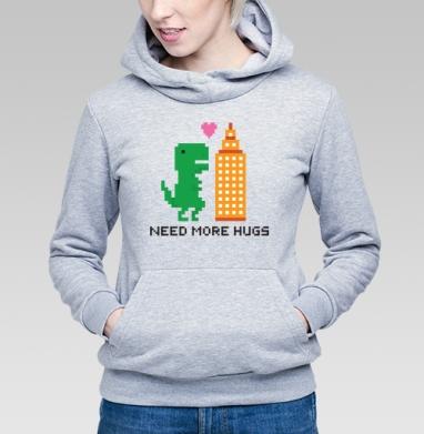ОБНИМАШКОЗАВР - Купить детские толстовки с играми в Москве, цена детских толстовок с играми  с прикольными принтами - магазин дизайнерской одежды MaryJane