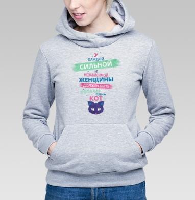 Сильная и независимая - Купить детские толстовки красивые в Москве, цена детских толстовок красивых  с прикольными принтами - магазин дизайнерской одежды MaryJane