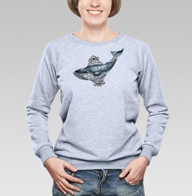 Не просто кит  - Купить детские свитшоты с китами в Москве, цена детских свитшотов с китом с прикольными принтами - магазин дизайнерской одежды MaryJane