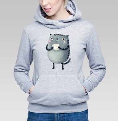 Кот I♥kill - Купить детские толстовки нежность в Москве, цена детских толстовок нежность  с прикольными принтами - магазин дизайнерской одежды MaryJane