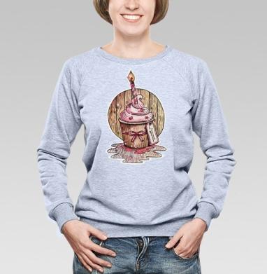 Толстей на здоровье - Купить детские свитшоты с едой в Москве, цена детских свитшотов с едой  с прикольными принтами - магазин дизайнерской одежды MaryJane