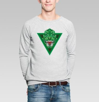 Тирано - Купить мужские свитшоты с геометрическим рисунком в Москве, цена мужских свитшотов с геометрическим рисунком  с прикольными принтами - магазин дизайнерской одежды MaryJane