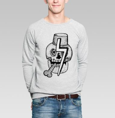 Гарри - Купить мужские свитшоты со смайлами в Москве, цена мужских  со смайлами с прикольными принтами - магазин дизайнерской одежды MaryJane