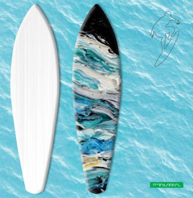 Акхор - Наклейки на серф