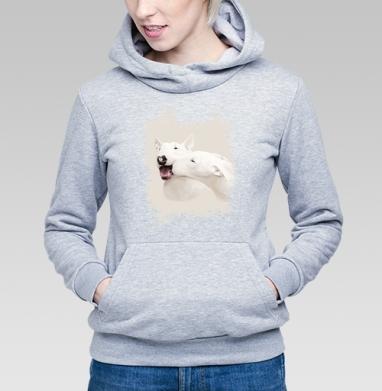 Любовь - Купить детские толстовки с собаками в Москве, цена детских толстовок с собаками  с прикольными принтами - магазин дизайнерской одежды MaryJane