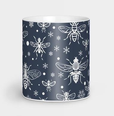 белые мухи - насекомые, Новинки