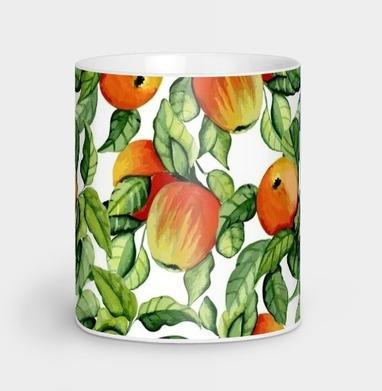 Яблоки, Кружка