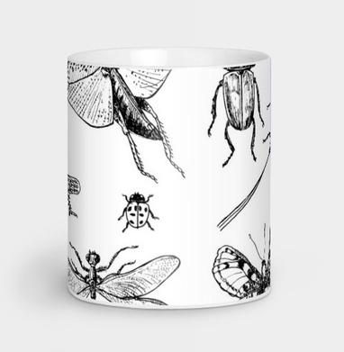 Насекомые  - насекомые, Новинки
