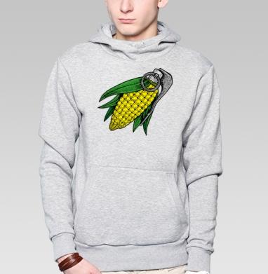 Взрывная кукуруза - Толстовки с ниндзя