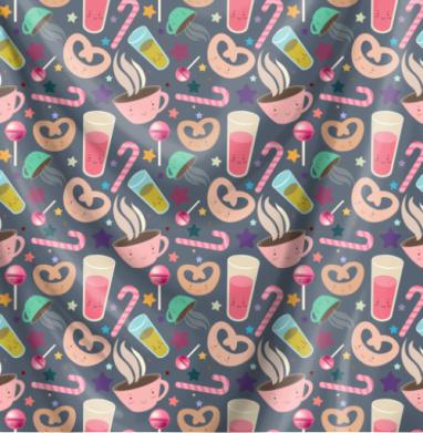 Кавайный сладости - сладости, Популярные