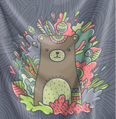 Медведик - природа, Популярные