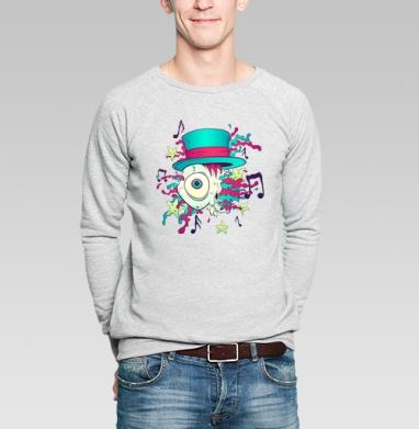 Олдскул Мьюзик - Купить мужские свитшоты музыка в Москве, цена мужских свитшотов музыкальных  с прикольными принтами - магазин дизайнерской одежды MaryJane
