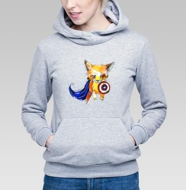 СуперЛис - Купить детские толстовки с акварелью в Москве, цена детских  с акварелью  с прикольными принтами - магазин дизайнерской одежды MaryJane