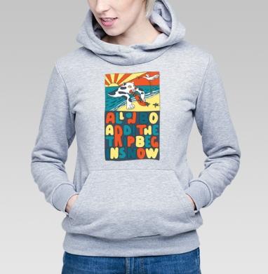Все на борт - Купить детские толстовки морские  в Москве, цена детских  морских   с прикольными принтами - магазин дизайнерской одежды MaryJane