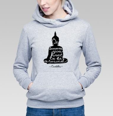 Мудрость Будды - Купить детские толстовки с цитатами в Москве, цена детских толстовок с цитатами  с прикольными принтами - магазин дизайнерской одежды MaryJane