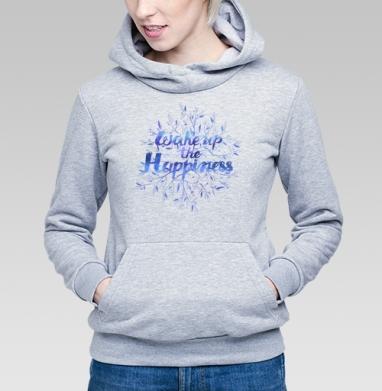 Разбуди счастье - Купить детские толстовки с узорами в Москве, цена детских толстовок с узорами  с прикольными принтами - магазин дизайнерской одежды MaryJane