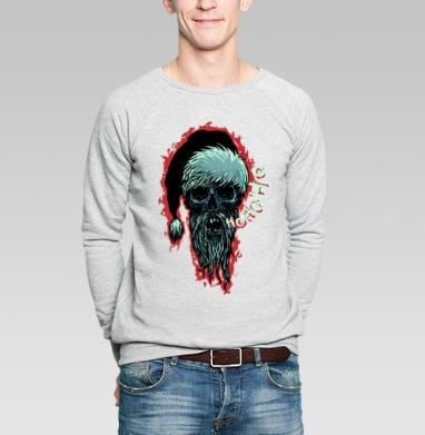 Деад Мороз - Купить мужские свитшоты Новый год в Москве, цена мужских свитшотов новогодних  с прикольными принтами - магазин дизайнерской одежды MaryJane