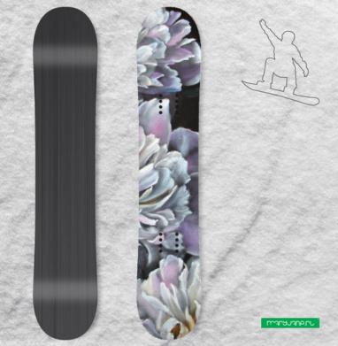 Меланхолия - Наклейки на доски - сноуборд, скейтборд, лыжи, кайтсерфинг, вэйк, серф