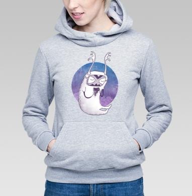 Ночной музыкант - Купить детские толстовки музыка в Москве, цена детских толстовок музыкальных  с прикольными принтами - магазин дизайнерской одежды MaryJane