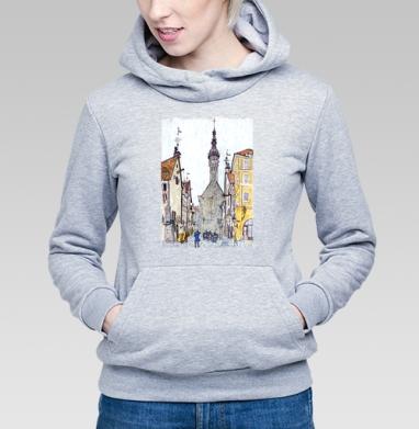Таллин - Купить детские толстовки со сказками в Москве, цена детских толстовок со сказками  с прикольными принтами - магазин дизайнерской одежды MaryJane