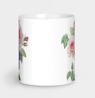 Розы и гортензия - розы, Новинки